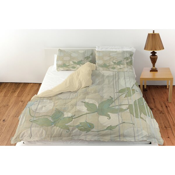 Summer Vine 2 Duvet Cover Collection by Manual Woodworkers & Weavers