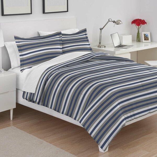Tuscola Reversible Comforter Set by Winston Porter