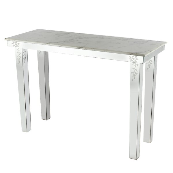 Zimmer Console Table By Rosdorf Park
