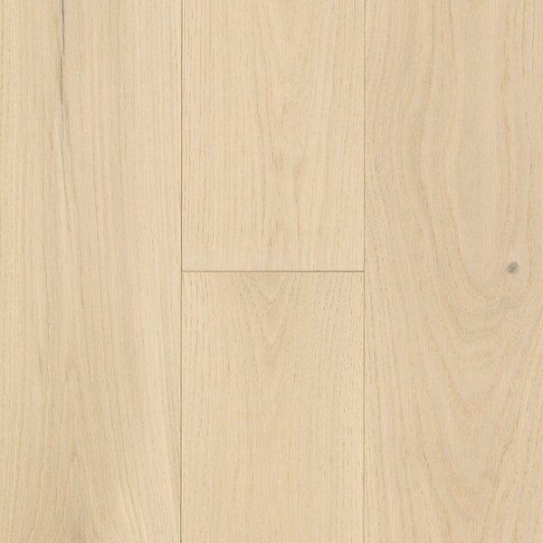 Coastal Allure 7 Engineered Oak Hardwood Flooring in Coastline White by Mohawk Flooring