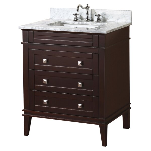 Eleanor 30 Single Bathroom Vanity Set by Kitchen Bath Collection