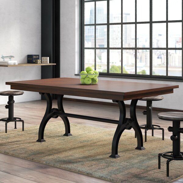 Gaener Dining Table by Trent Austin Design
