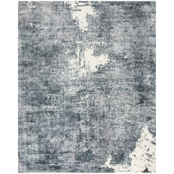 Issouf Hand Tufted Gray Area Rug by 17 Stories