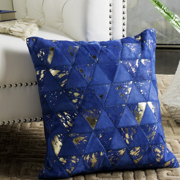 Kaiya Throw Pillow by Everly Quinn