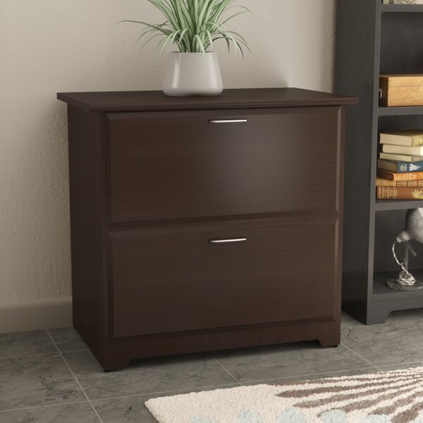 Hillsdale 2 Drawer Lateral Filing Cabinet by Red B