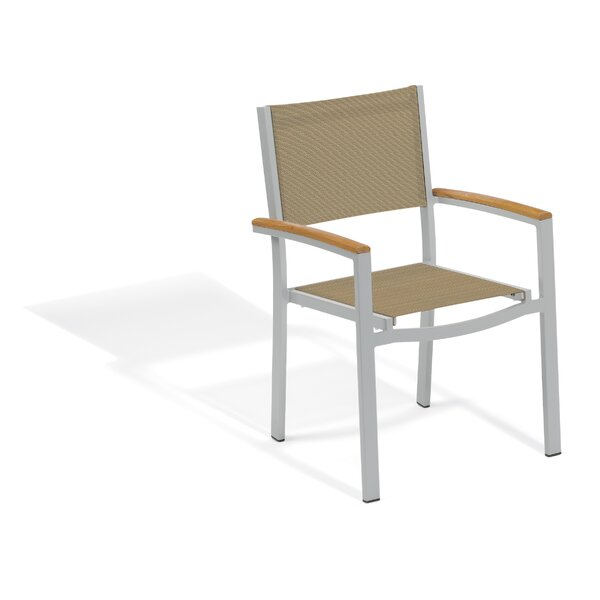 Caspian Patio Dining Chair (Set of 2) by Sol 72 Outdoor Sol 72 Outdoor