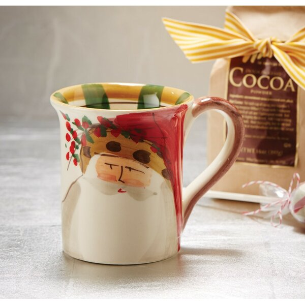 Old St Nick Coffee Mug by VIETRI