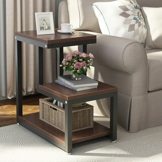 Angelique 3-Tier End Table by 17 Stories SKU:AB552302 Reviews