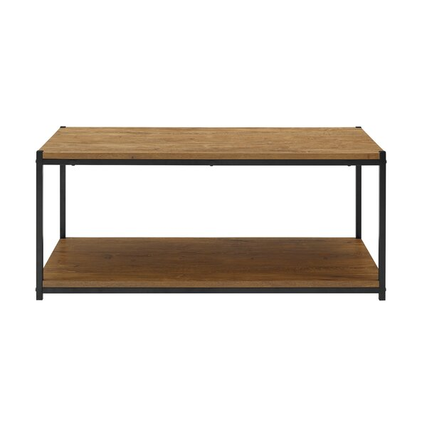 Harless Coffee Table With Storage By Union Rustic