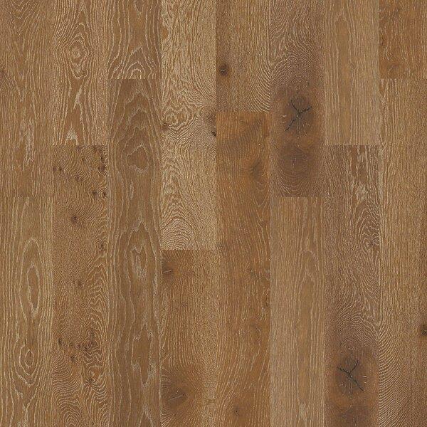 Scottsmoor Oak 7-1/2 Engineered White Oak Hardwood Flooring in Kelso by Shaw Floors