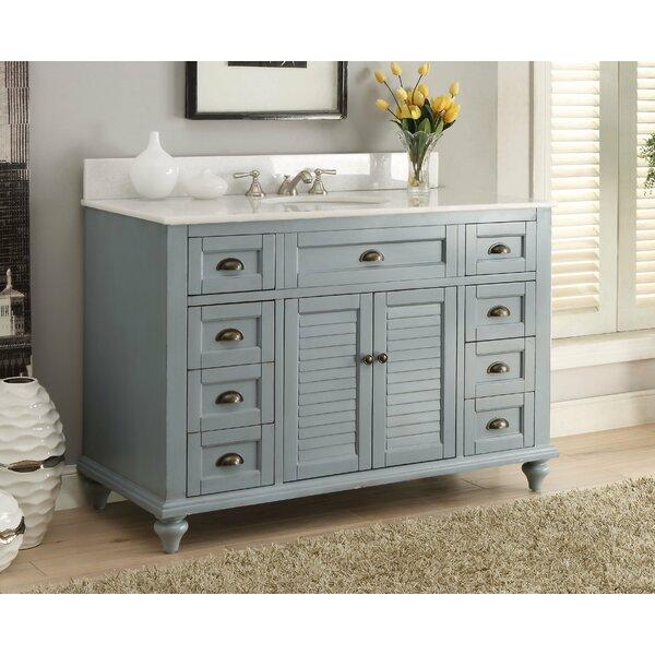 Schaible 49 Single Bathroom Vanity