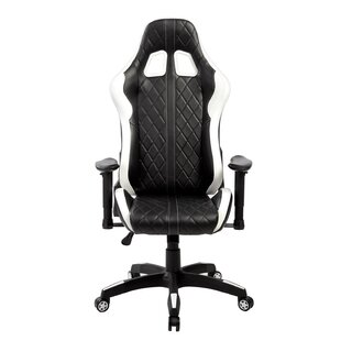 Best Reviews Diamond Quilted Racing Game Chair By eurosports