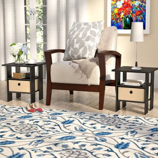 Compare & Buy Joseph End Table with Storage (Set of 2) By Andover Mills