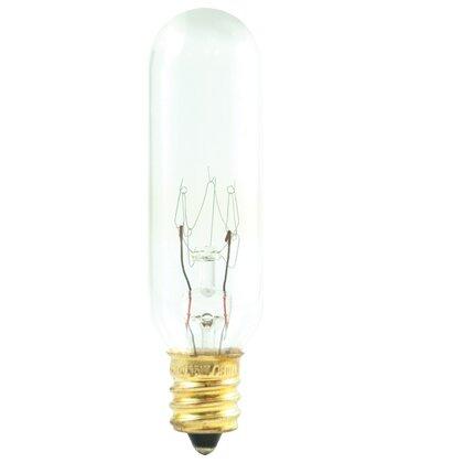 Candelabra 15W 130-Volt (2700K) Incandescent Light Bulb (Set of 30) by Bulbrite Industries