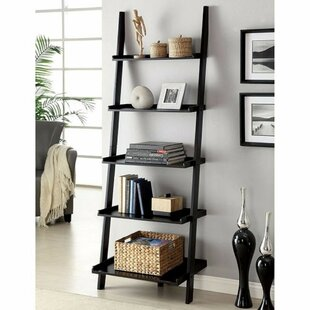 Pafford Contemporary Ladder Bookcase
