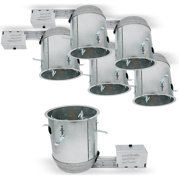 Remodel LED IC Airtight Recessed Housing by LEDPAX Technology