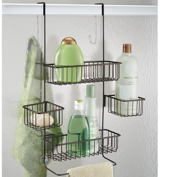Dumas Shower Caddy by Rebrilliant