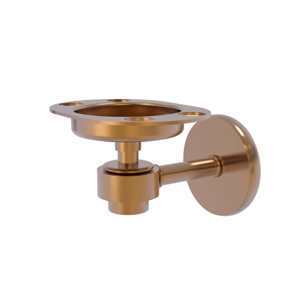Continental Toothbrush & Tumbler Holder by Allied Brass