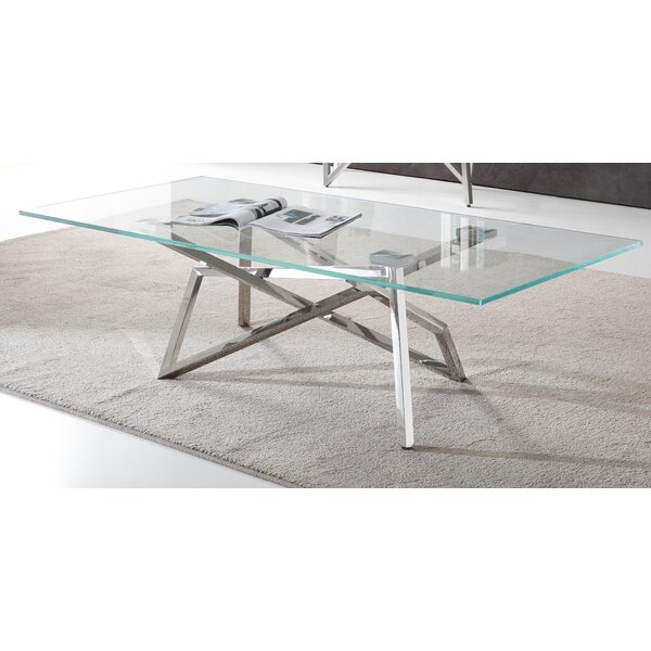 Encanto Coffee Table by Orren Ellis