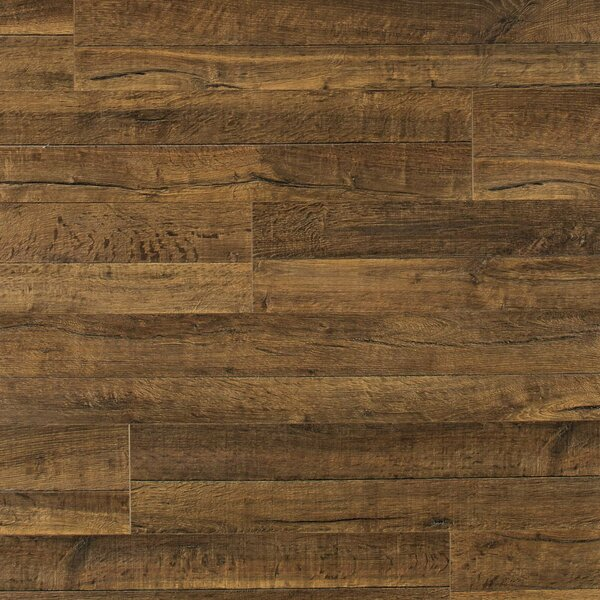 Reclaime 7.5 x 54.34 x 12mm Oak Laminate Flooring in Old Town Oak by Quick-Step