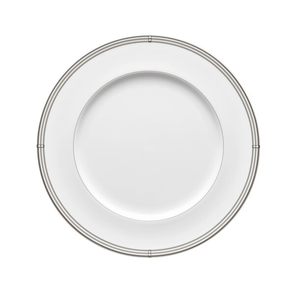 Aidan 12.75 Round Bone China Platter by Noritake