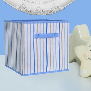 Best Price Fabric Cube or Bin By Laura Ashley