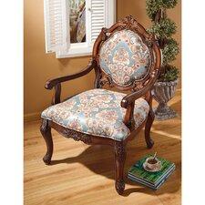 Madame de Pompadour Sitting Room Armchair by Design Toscano
