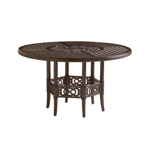 Sands Aluminum Dining Table by Tommy Bahama Outdoor