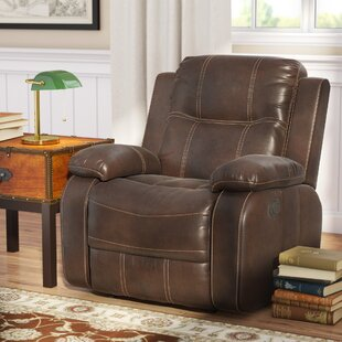 Haines Manual Recliner Alcott Hill