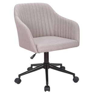Modern & Contemporary Adjustable Height Desk Chair | AllModern
