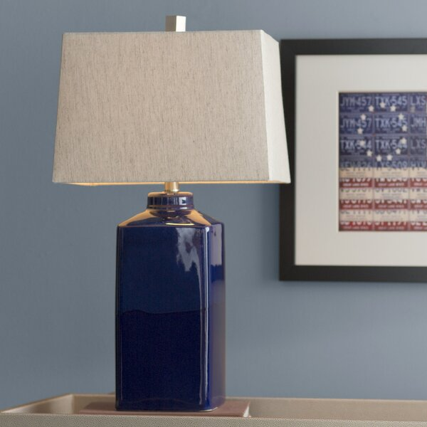 Palm Valley 26.5 Table Lamp by Beachcrest Home