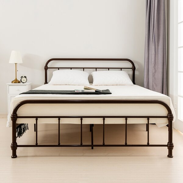 Aileen Platform Bed by Williston Forge