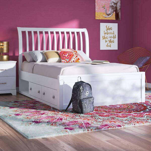 Granville Rake Bed with Drawers by Three Posts Baby & Kids