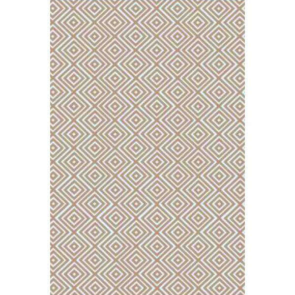 Arenas Hand-Woven Ivory Area Rug by Wrought Studio