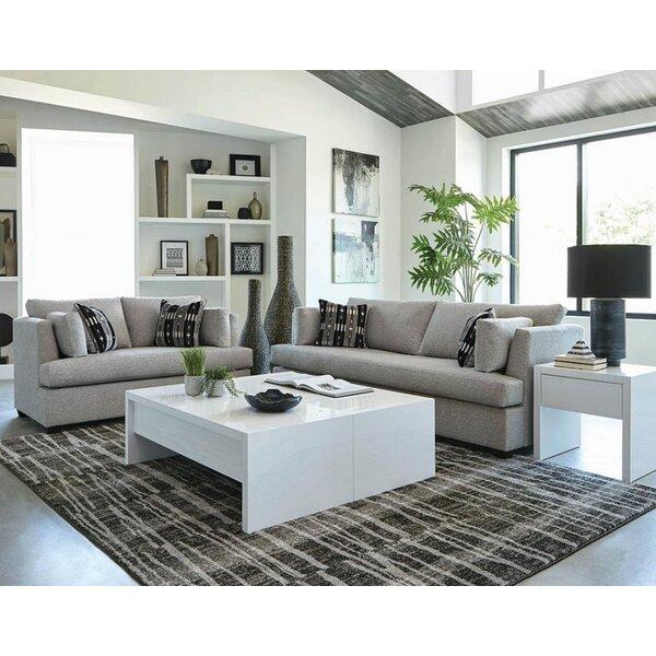 Stilwell 6 Piece Living Room Set by Orren Ellis