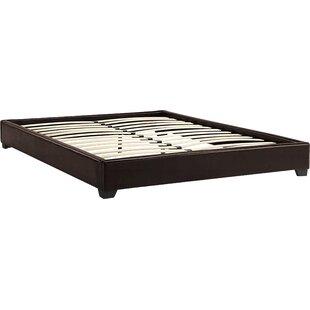 Alex Upholstered Platform Bed