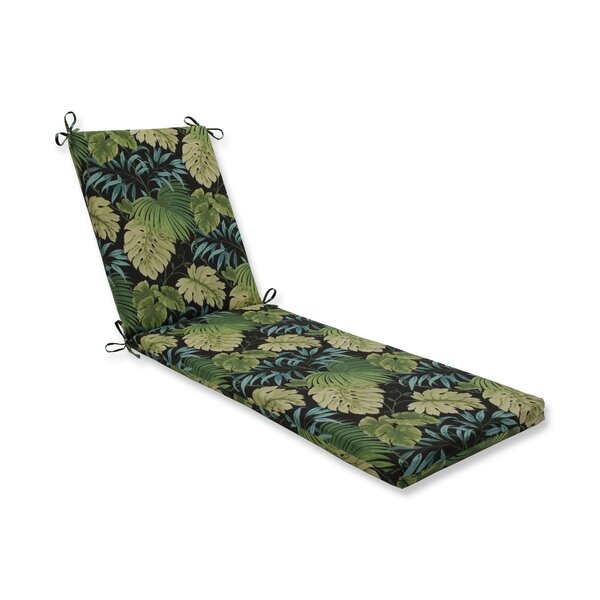 Peridot Indoor/Outdoor Chaise Lounge Cushion