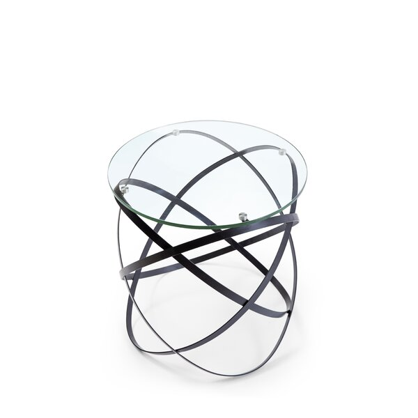 Barbosa End Table by Orren Ellis