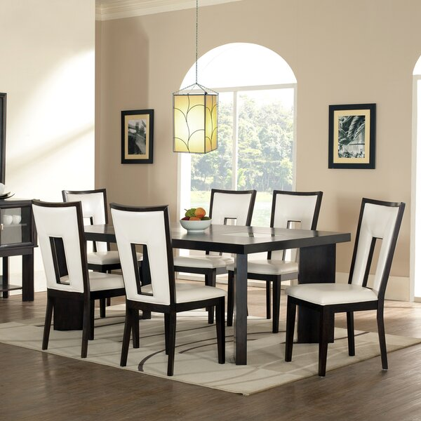 Hillcrest 7 Piece Dining Set by Brayden Studio