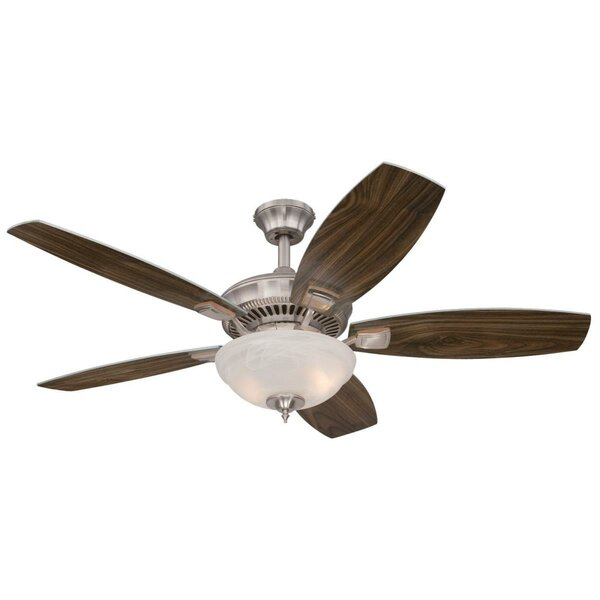 52 Tulsa 5 Blade Ceiling Fan by Westinghouse Lighting