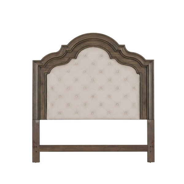 Wyndell Upholstered Panel Headboard by Williston Forge Williston Forge