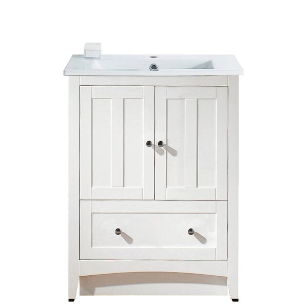 Artic Modern 30 Single Bathroom Vanity Set by Longshore Tides