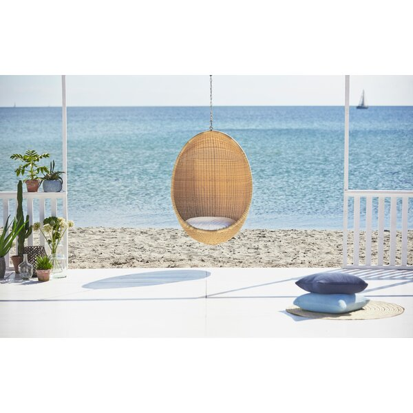 Nanna Ditzel Exterior Hanging Swing Chair by Sika Design Sika Design
