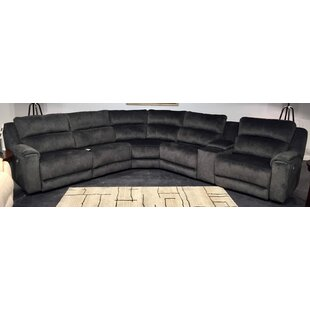 Dazzle Reversible Reclining Sectional
