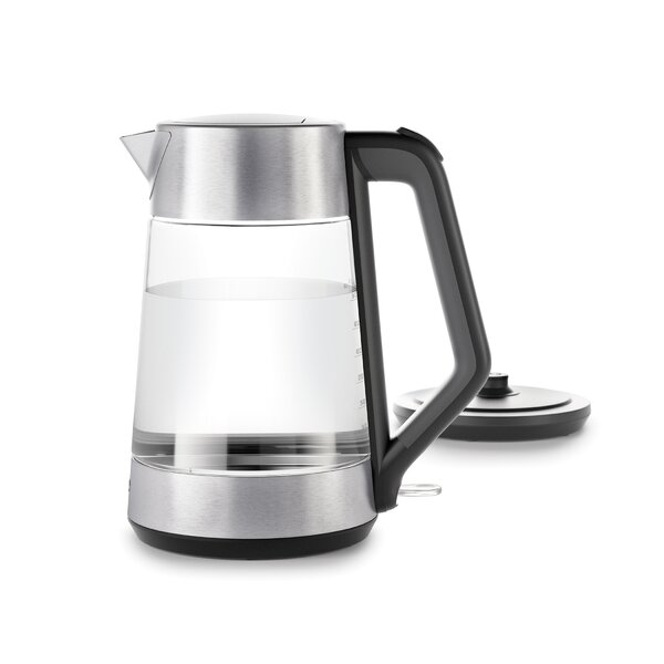 OXO On Cordless Glass Electric Kettle by OXO