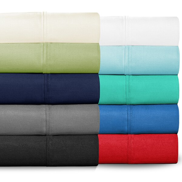 300 Thread Count Egyptian Quality Cotton Twin XL Sheet Set by Bare Home