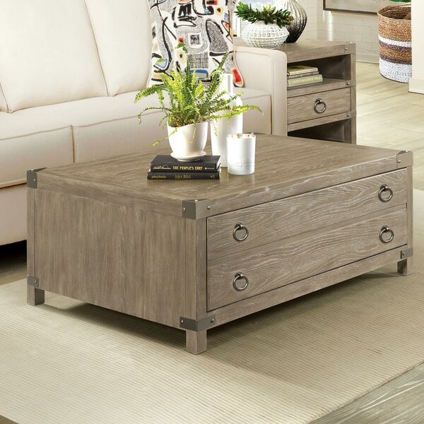 Walden Coffee Table by Gracie Oaks
