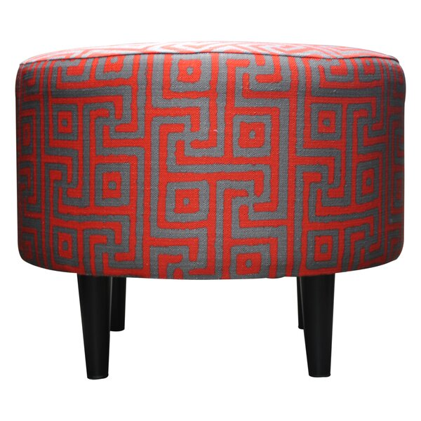 Sophia Ottoman by Sole Designs