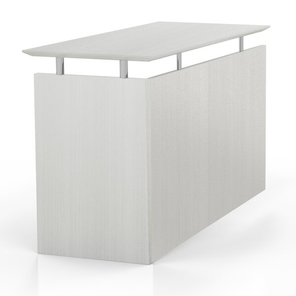 Medina Desk Shell by Mayline Group