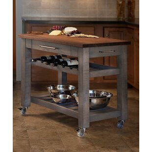 Charmant Mobile Kitchen Island | Wayfair